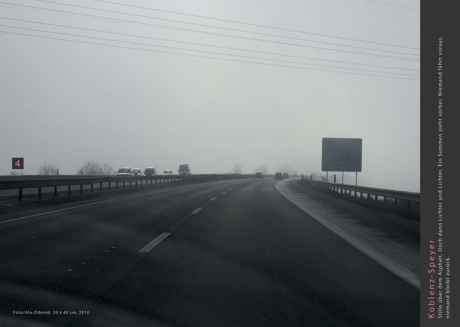 Doku Fotoserie Nebelbilder